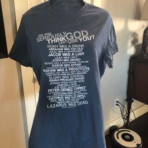 Bible based themed T-Shirt